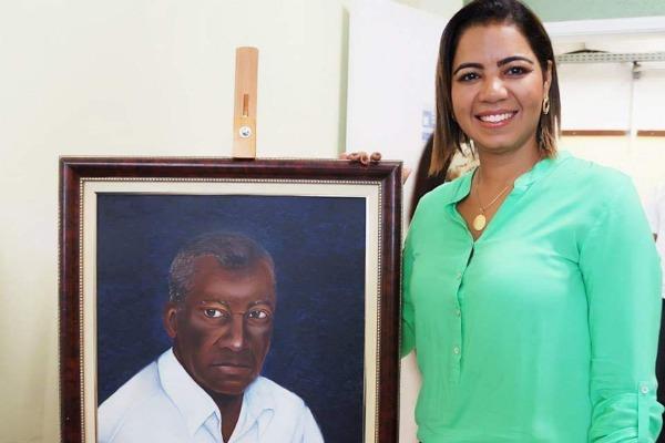 Vereadora Karina Caroline cria galeria Aristides dos Santos para lutar contra o racismo