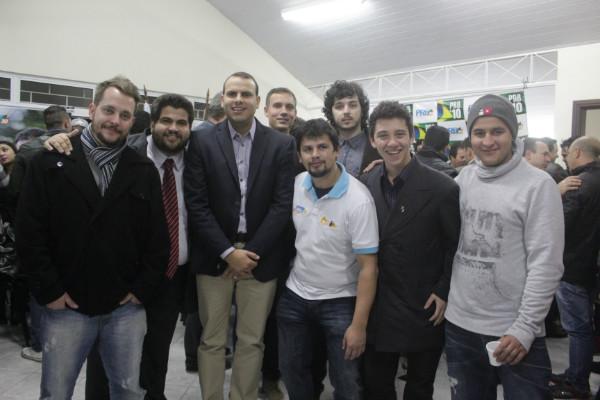 Os jovens do Paraná estão otimistas com o crescimento do PRB Juventude em todo estado.