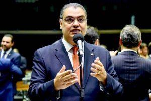 Deputado Lafayette de Andrada propõe novo Código de Mineração