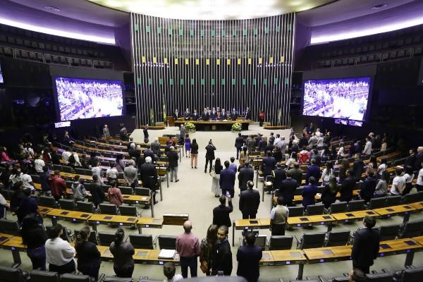 Sessão Solene na Câmara homenageia Patriarca da Independência