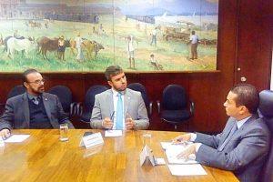 Em Brasília, Léo Portela busca qualificação profissional para Minas Gerais
