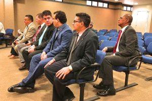 Levino de Jesus participa de reunião sobre PPP da Iluminação em Teresina