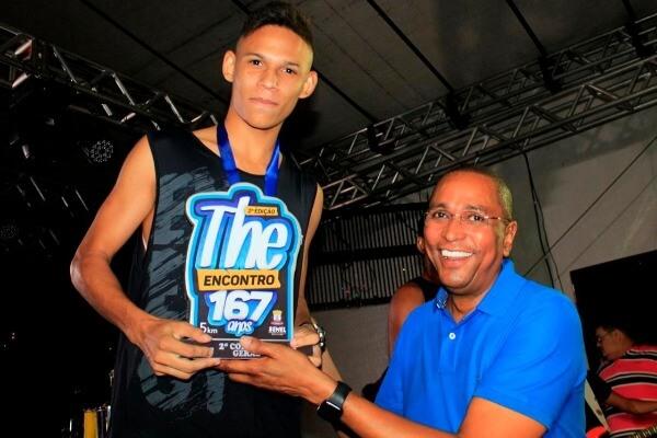 Levino de Jesus apoia evento esportivo e cultural em Teresina