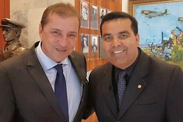 Lindomar Garçon foi o deputado que mais destinou recursos para Porto Velho em 2017