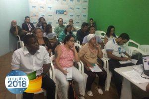 Agência PRB Nacional realiza bate-papo sobre 'vaquinha eletrônica' nas eleições