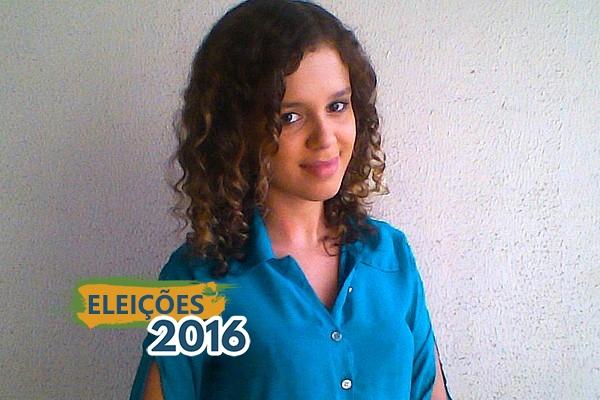 Loyanne Barros pode ser a pré-candidata mais jovem em Coronel Dias