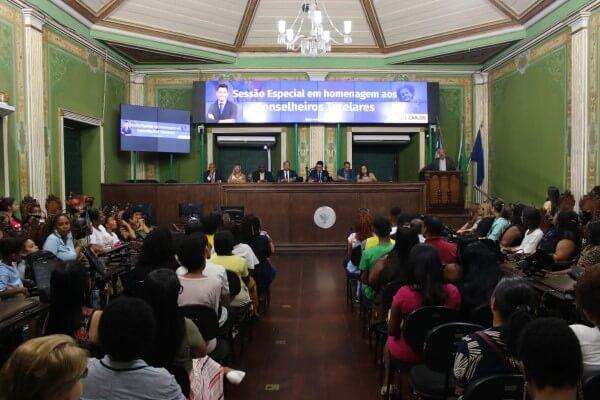 Dia do Conselheiro Tutelar é celebrado na Câmara de Salvador