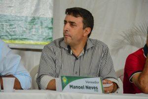 Manoel Neves participa de sessão itinerante da Câmara no bairro Caimbé em Boa Vista