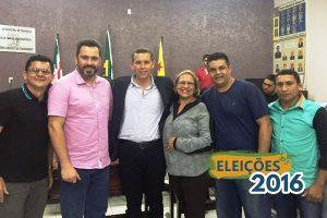 Alcionildo Fontinale assume PRB em Tarauacá com foco nas eleições de outubro