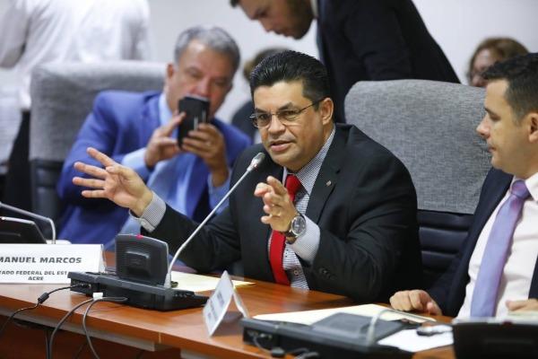 Republicano pede monitoramento na fronteira do Acre com a Bolívia e Peru