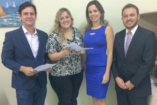 Marcelo Beltrão e Jeannyne Beltrão participam de audiência sobre a Transição Legal