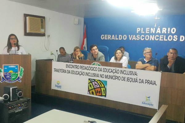 Educação Inclusiva apresenta avanços e conquistas em Jequiá da Praia (AL)