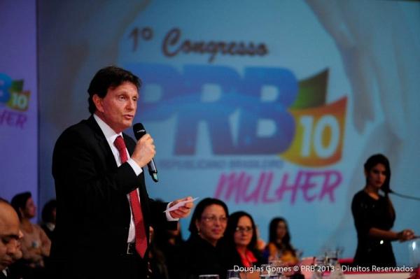 marcelo-crivella-congresso-nacional-prb-mulher-2013-9.8.13