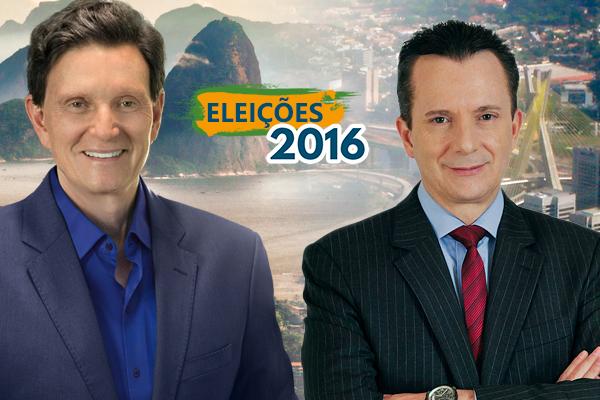 Pesquisa Datafolha confirma liderança isolada de Crivella no Rio e Russomanno em SP