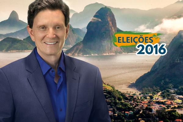 Paraná Pesquisas: Crivella lidera com folga a disputa pela prefeitura do Rio com 33,4%