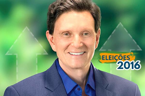 Ibope: Marcelo Crivella chega a 67% dos votos válidos e amplia vantagem no Rio