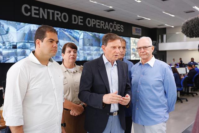 Crivella anuncia operação de ordenamento do BRT