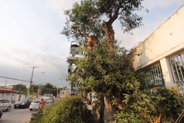 Mutirão de serviços vai beneficiar 12 mil moradores de Jardim Bangu (RJ)