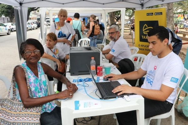 Crivella leva Prefeitura Mais Perto de Você a Inhaúma
