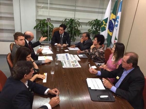 Squassoni assume presidência da Frente Parlamentar Mista de Combate ao Roubo de Cargas