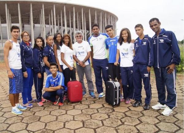 Marcha Atlética é beneficiada pelo Compete Brasília