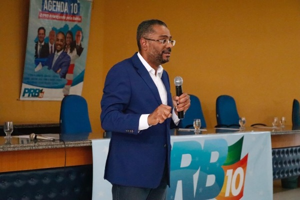 """Juazeiro sedia o evento """"Agenda 10 do PRB Bahia"""""""
