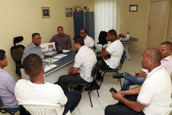 Márcio Marinho debate Eleições 2020 com lideranças em Feira de Santana