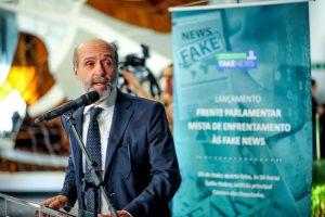 Congresso Nacional e veículos de comunicação se unem contra Fake News