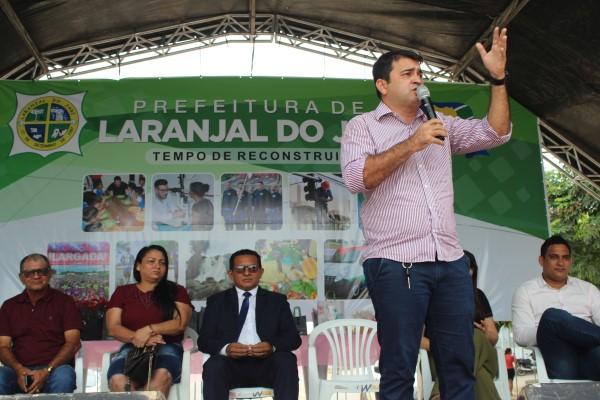 Prefeito Márcio Serrão inaugura Centro de Referência da Saúde da Mulher