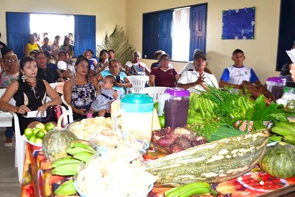 Márcio Serrão anuncia que PNAE beneficiará 60 famílias de agricultores rurais