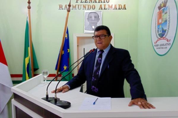 Marcos da Luz pede informações sobre transporte escolar em comunidade de Parintins (AM)
