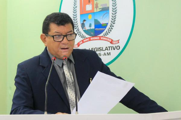 Vereador Marcos da Luz destaca o papel de fiscalizador no Legislativo