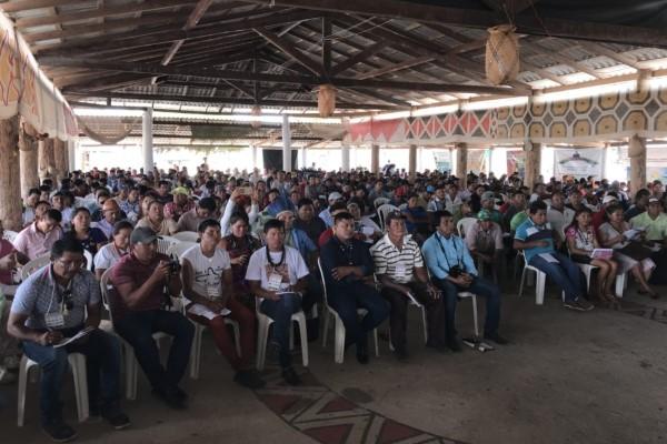 Marcos Jorge apresenta projeto do ZEE para indígenas em Roraima