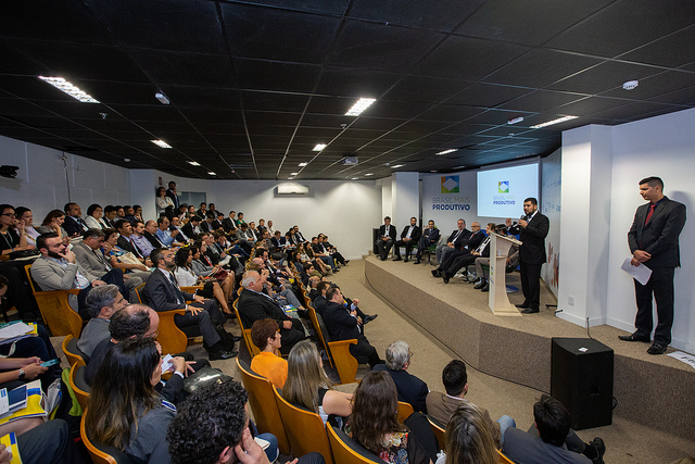 Evento do Brasil Mais Produtivo reúne representantes do Banco Mundial, BID, Cepal e Ipea