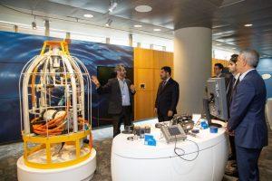 Comitiva do MDIC conhece projetos industriais inovadores pelo país