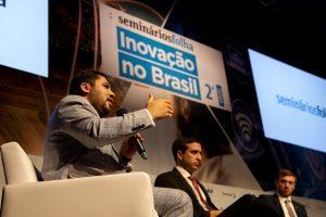 Marcos Jorge debate indústria 4.0 em seminário realizado pela Folha de S. Paulo
