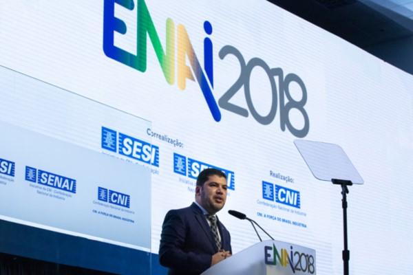 Marcos Jorge destaca ações do MDIC para impulsionar indústria brasileira