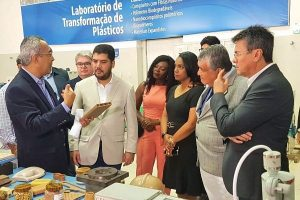 """""""Aqui temos o que há de mais moderno no país"""", diz Marco Jorge em visita ao Cimatec"""