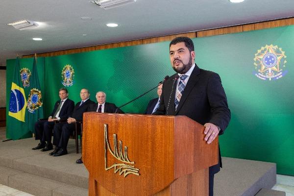 Governo Federal homenageia personalidades que contribuíram para o setor produtivo