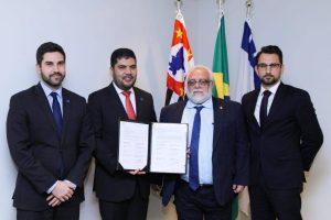 MDIC e Inmetro assinam memorando de entendimento com Aliança Global