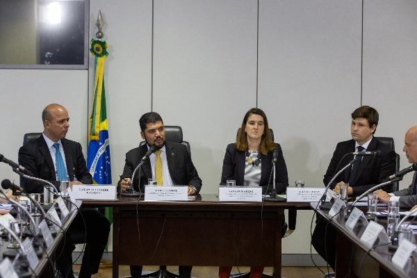 Marcos Jorge destaca projetos concluídos em 2018 e agradece o empenho das equipes do MDIC