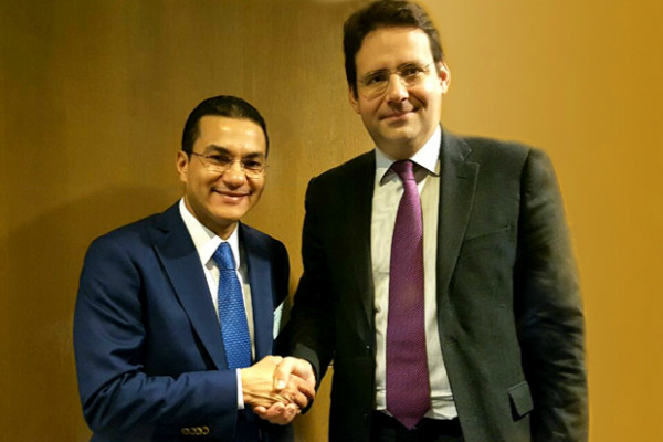 Marcos Pereira pede apoio do setor produtivo francês para acordo entre Mercosul e UE