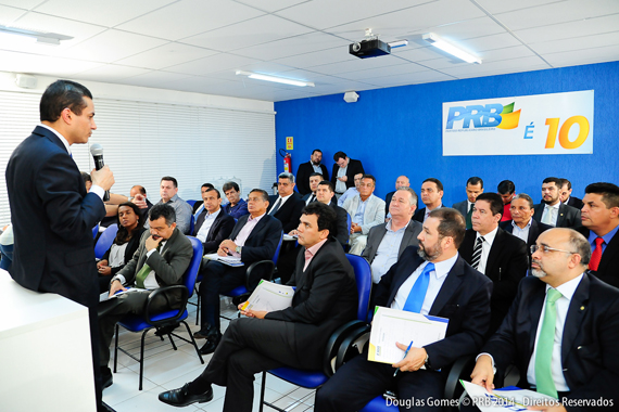 Marcos Pereira dará posse a 10 novos presidentes estaduais do PRB