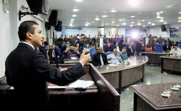Em Rondônia, Pereira defende resgate da boa política no país