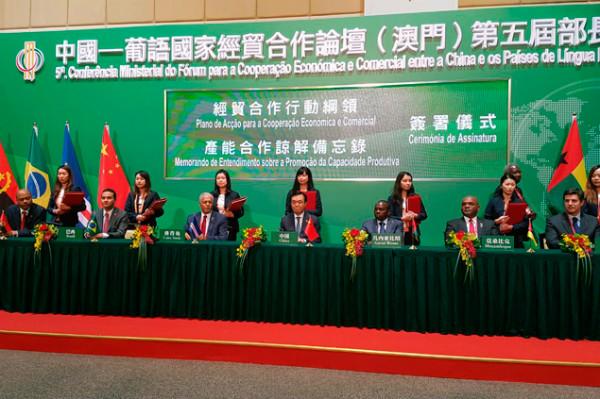 Na China, Marcos Pereira afirma que aprovação da PEC 241 vai ajudar o Brasil