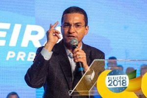 Marcos Pereira é confirmado candidato a deputado federal