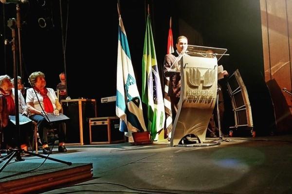 Marcos Pereira propõe sessão solene para comemorar 71 anos de Israel