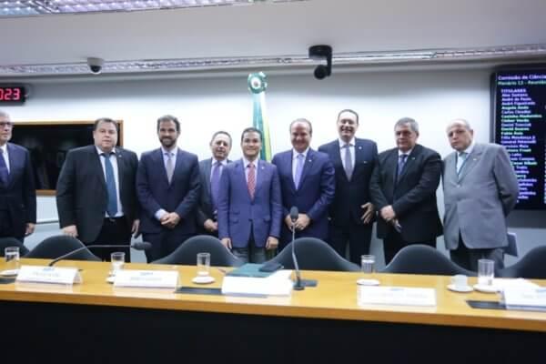 Marcos Pereira anuncia projeto para atualização da Lei da Informática