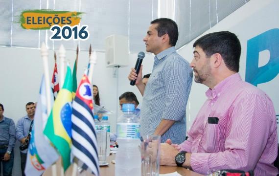 Marcos Pereira reúne-se com presidentes zonais do PRB de São Paulo para discutir eleição municipal
