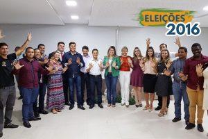 Em café com pré-candidatos do Amapá, Marcos Pereira fala das metas do PRB'